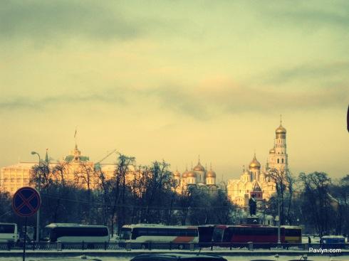 Moscow churces
