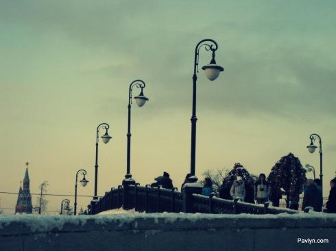 Moscow River Bridge