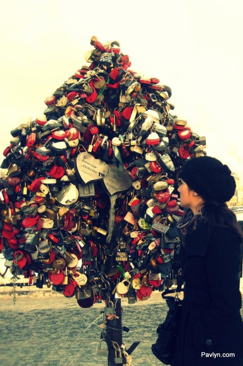 Love Lock Tree