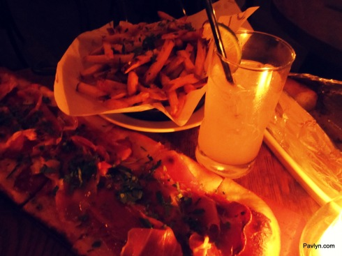 Dinner at Lavo NYC