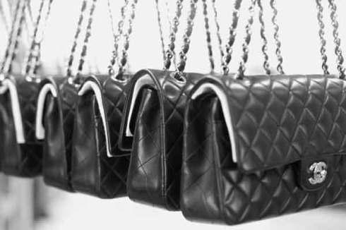Chanel Black bags