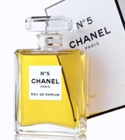 Chanel No 5 parfume