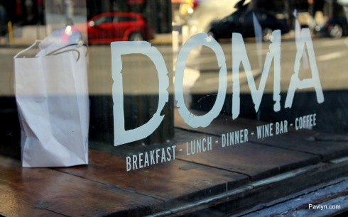 DOMA Cafe NYC