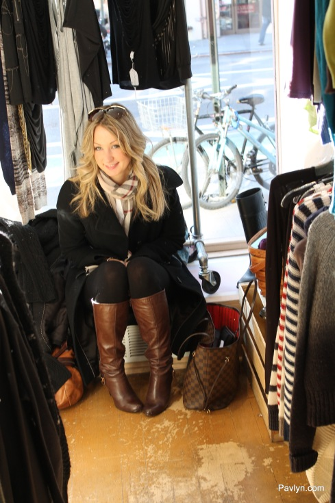 Shopping in West Village NYC