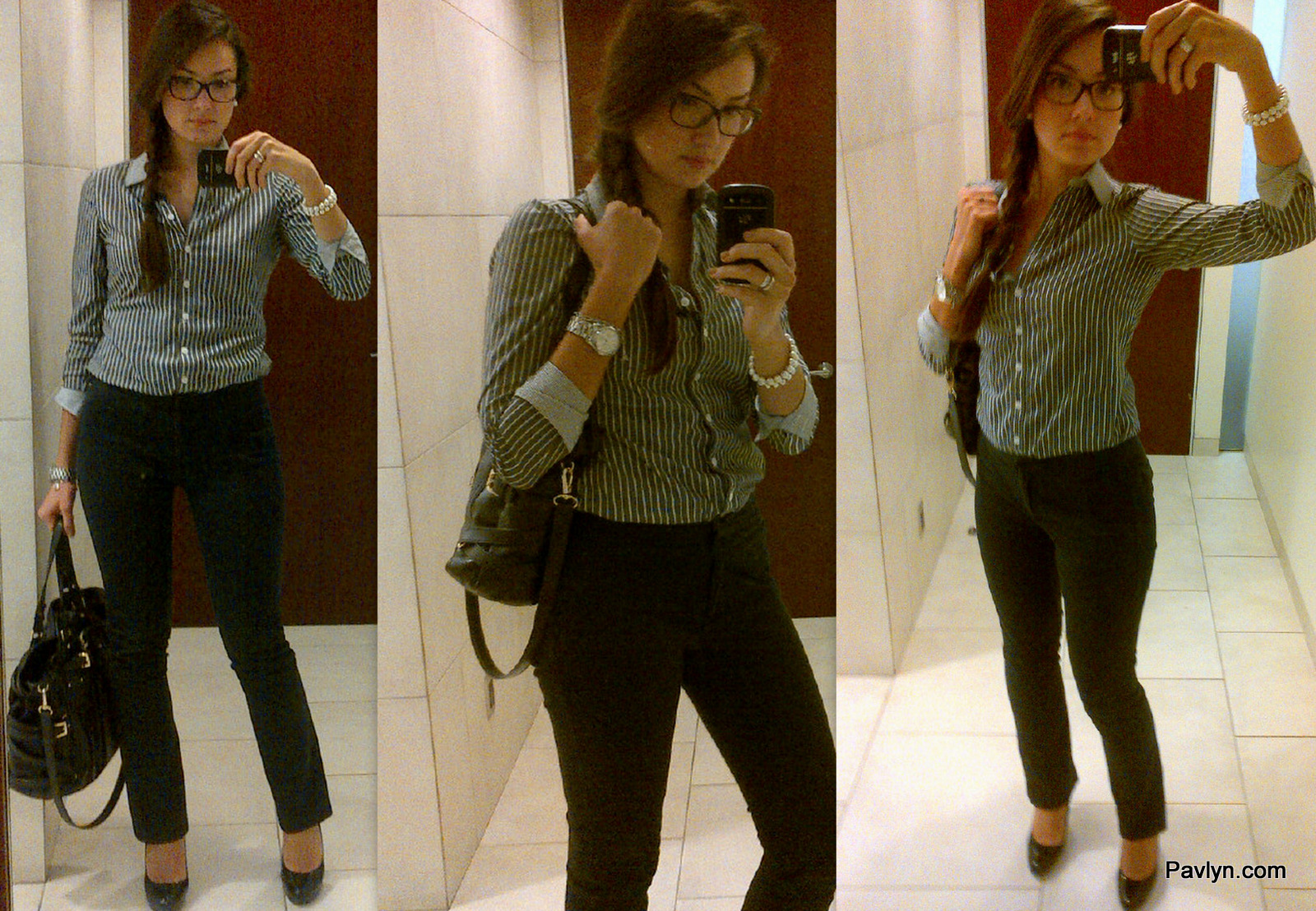 Office Space Classic Everyday Work Outfit Pavlyn