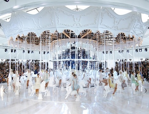 Louis Vuitton Carousel