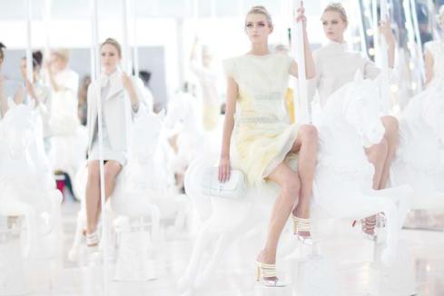 Louis Vuitton Spring Summer 2012 Looks
