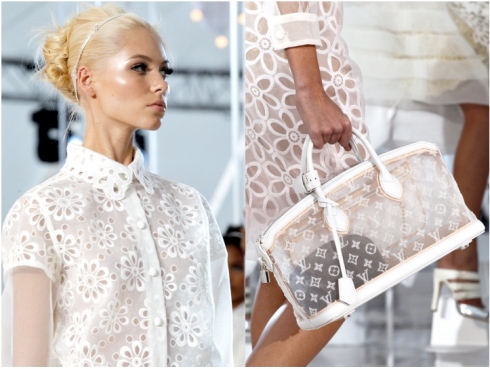 Louis Vuitton spring 2012 trends