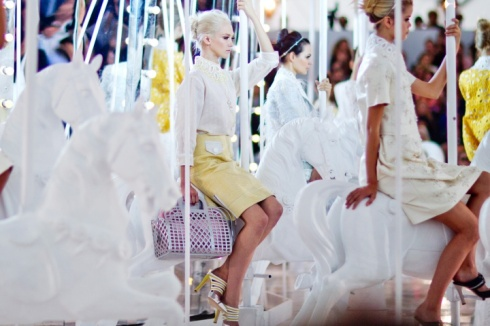 louis vuitton summer 2012 fashion show