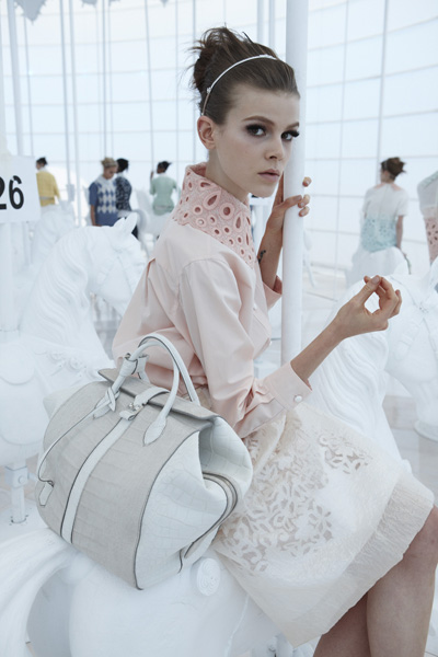 Louis Vuitton Show 2012
