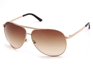 Marc By Marc Jacobs Rounded Aviator Sunglasses,