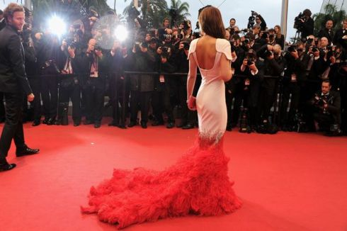 Cheryl Cole at the Cannes Film Festival 2012