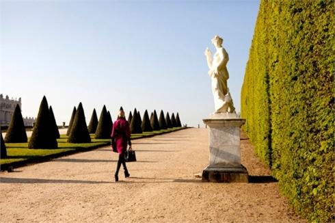 Dior Versailles Secret Garden F2012