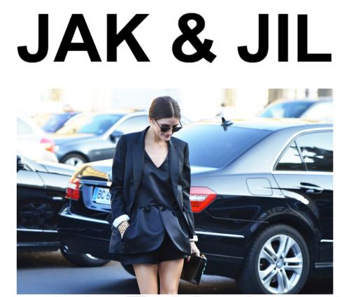 Jak & Jill Blog