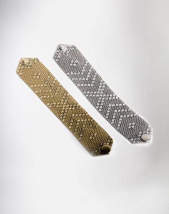Shashi Slink Cuff Bracelet