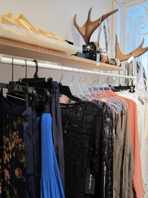 Dresses, Blazers and Deepa Gurnani Crystal Headpieces
