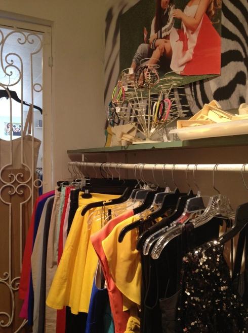 J Brand Jeans, Keepsake & For Love and Lemons Dresses