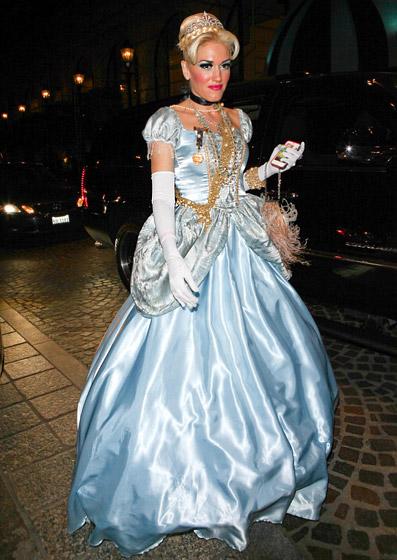 Gwen Stephani as Cinderella
