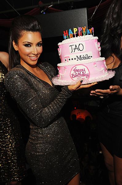 Happy Birthday Cake Blaque