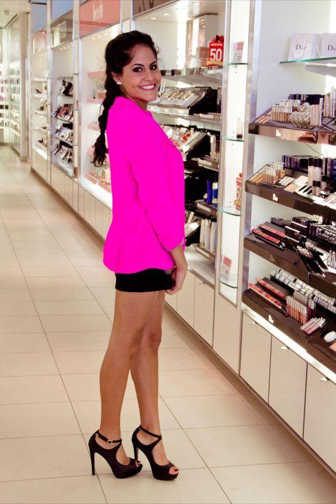 Naven Pop Pink Blazer